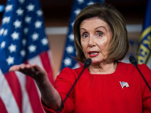 Pelosi says impeachment testimony shows 'bribery' case against Trump