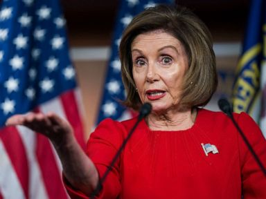 Pelosi says impeachment testimony shows 'bribery' case against Trump