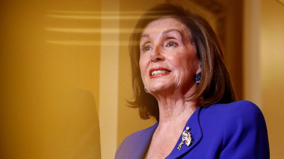 Pelosiなルール出subpoenaing証言が上院skip証人で試験
