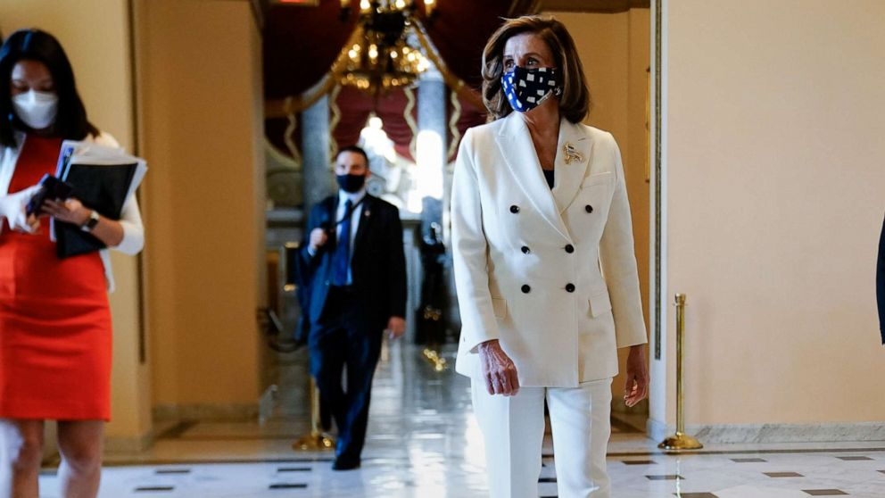 House Democrats pass $1.9 trillion COVID-19 relief bill