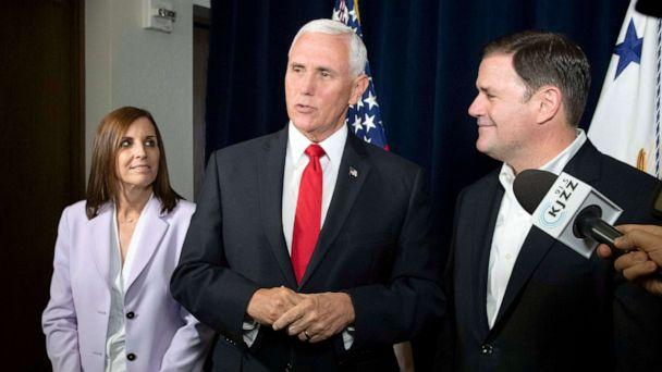 Pence defends Trump, says Bidens' ties to Ukraine 'worth looking into'