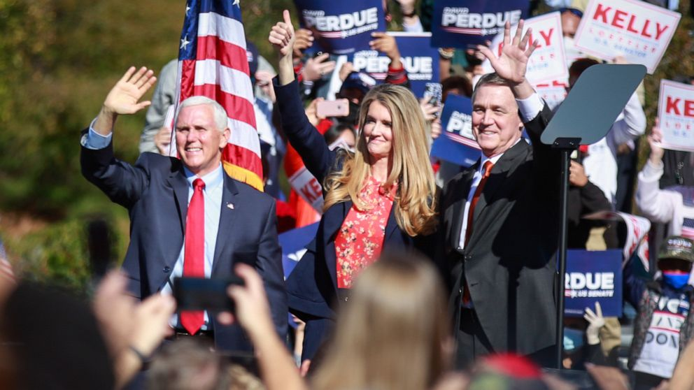 Trump, Pence to campaign in Georgia as Senate runoff turnout concerns grow among GOP