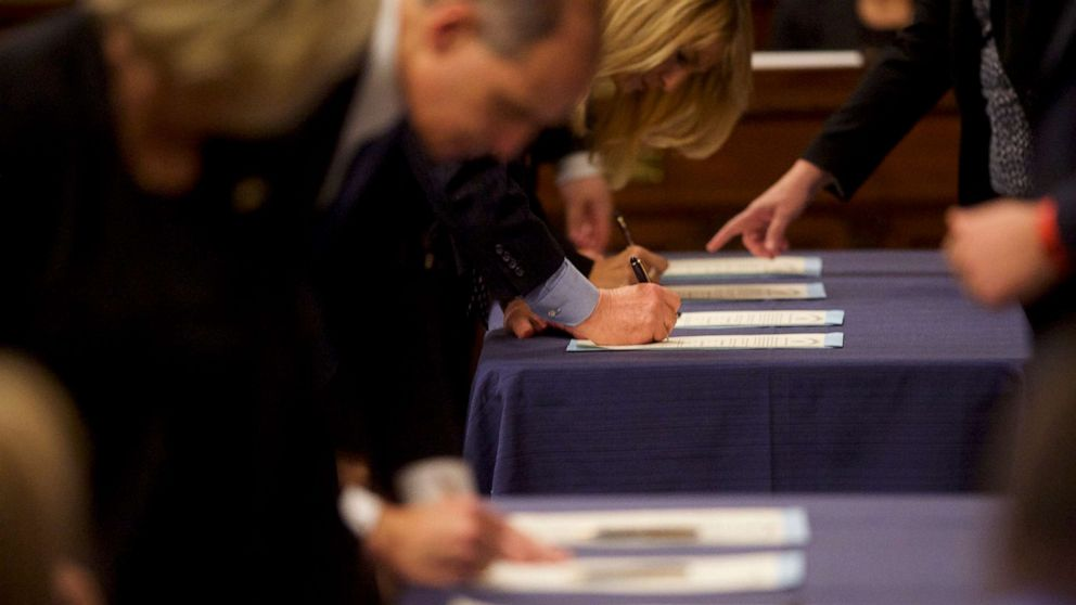 The Electoral College meets on Monday. Here's what to expect