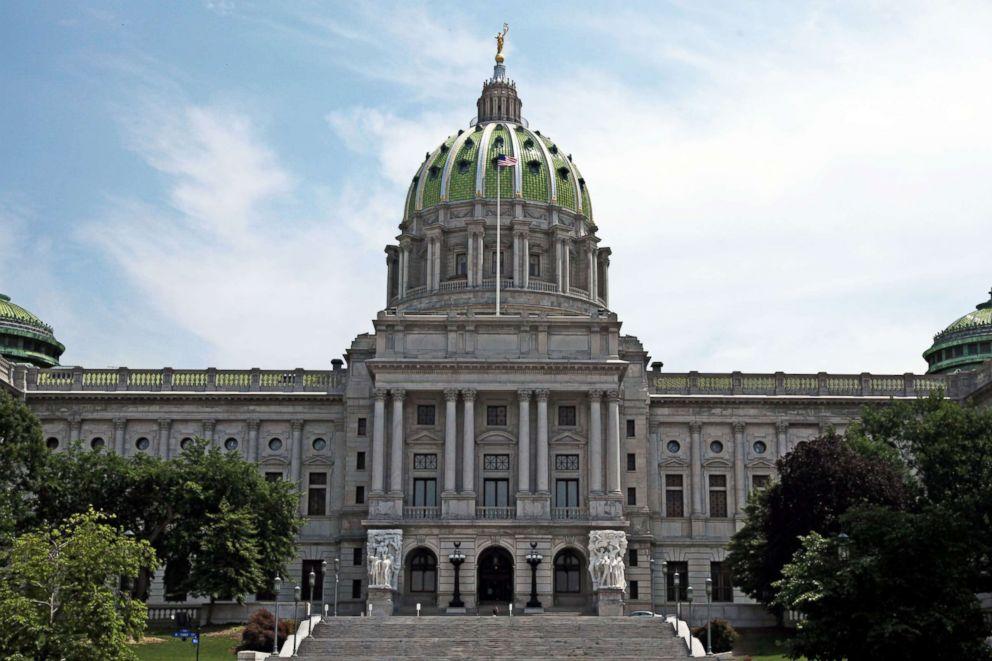PHOTO: Pennsylvania Capitol building.