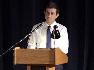 Emotions run high as Pete Buttigieg faces a divided community after police shooting