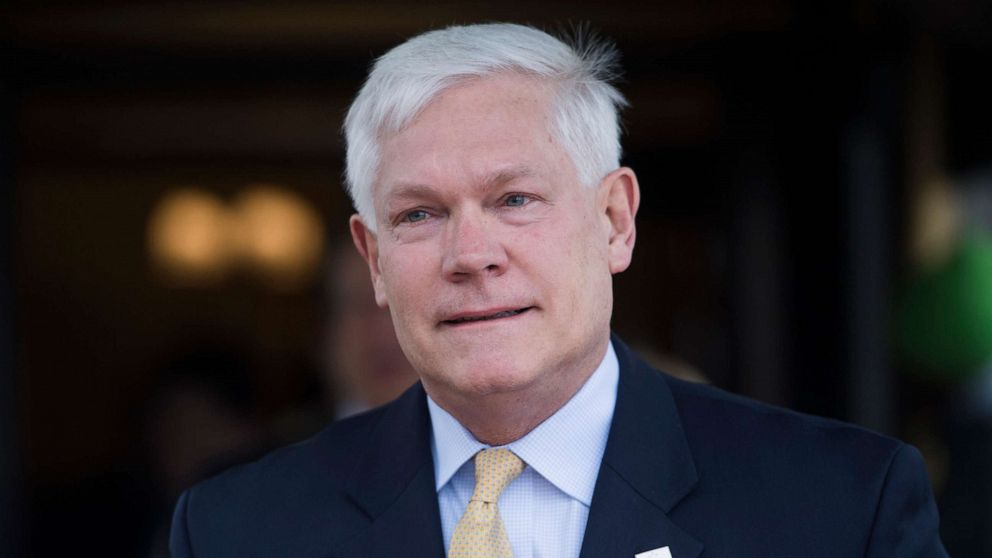 Ehemalige Rep. Pete Sessions lud in der SDNY den Fall, dass 2 Giuliani associates