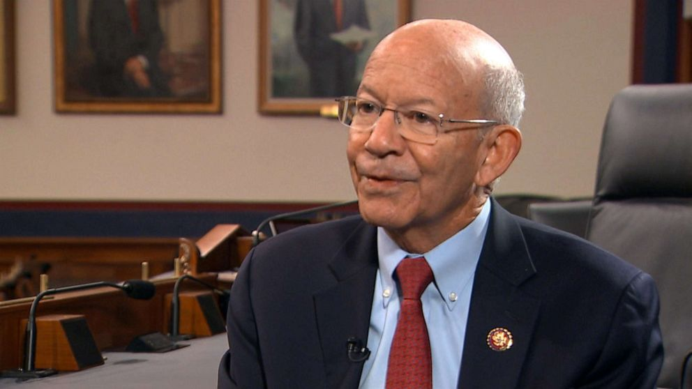 PHOTO: Transportation and Infrastructure Committee Chair Rep. Peter DeFazio