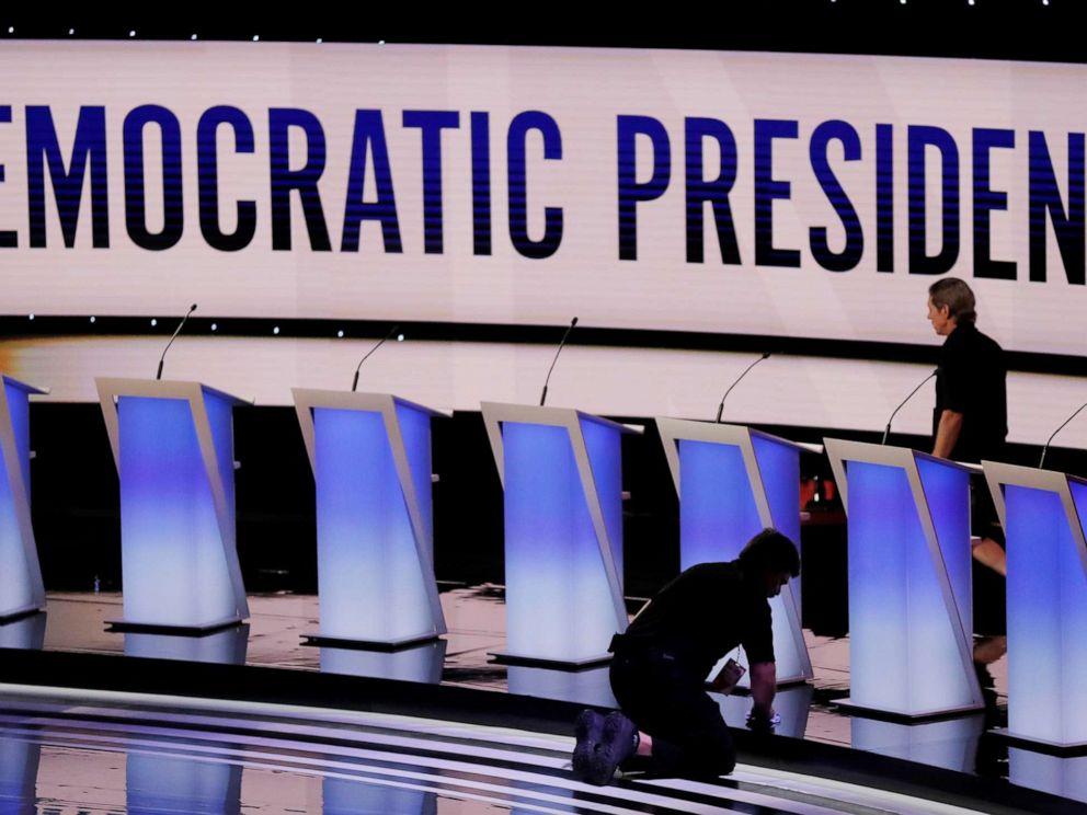 Here's how the 3rd 2020 Democratic presidential debate works