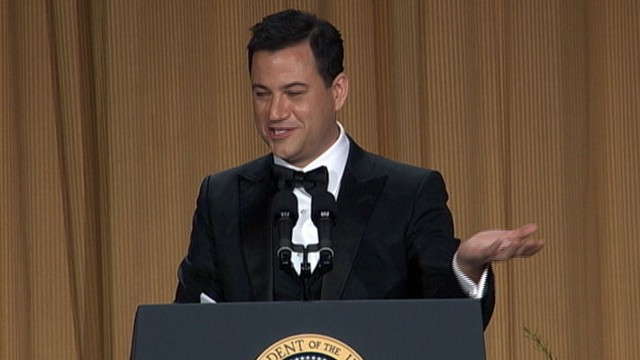 VIDEO: Late night comedian jokes about secret services and asks Obama to cover ears.