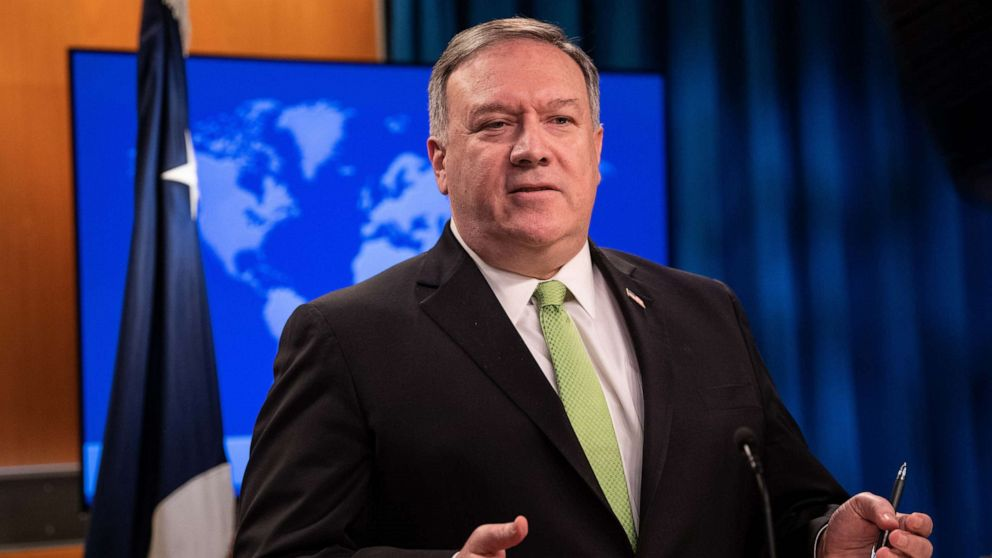 Pompeo blasts former IG in letters to lawmaker thumbnail