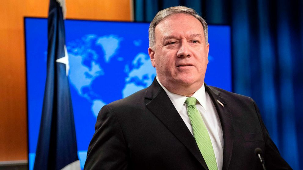 Cleared of wrongdoing for Kansas trips, Pompeo turns to attack Dem requesting probe