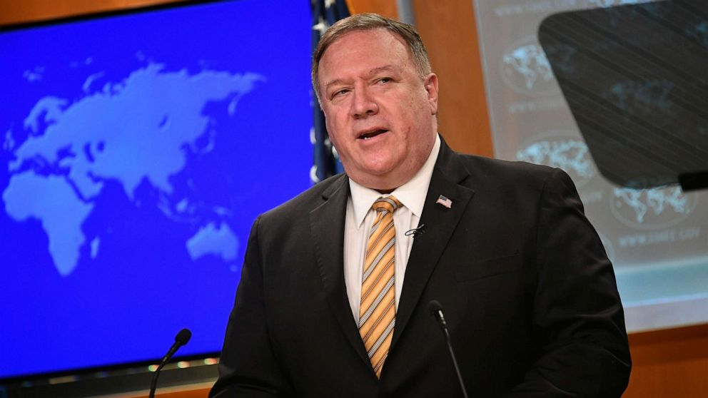 US looking at banning Chinese social media app TikTok as security threat: Pompeo thumbnail