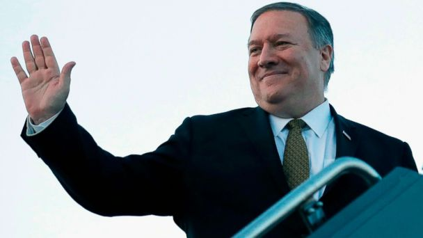 Mike Pompeo returns to Middle East to urge action against Iran with 3 different partners