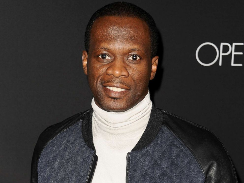 PHOTO: Pras attends the premiere of Fifty Shades of Black at Regal Cinemas L.A. Live, Jan. 26, 2016, in Los Angeles.