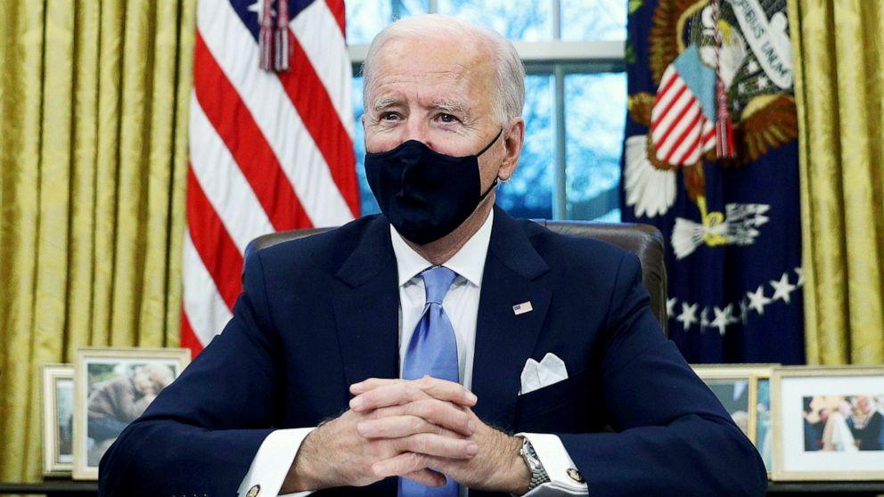 Partisan logjams loom for Biden: The Note