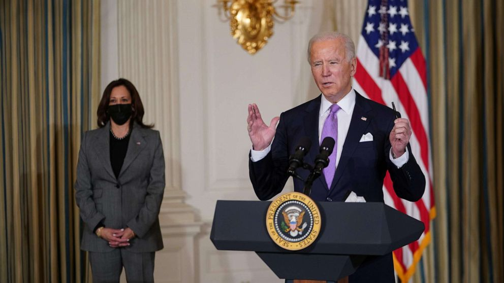 Biden phases out federal use of private prisons as part of racial equity actions - ABC News