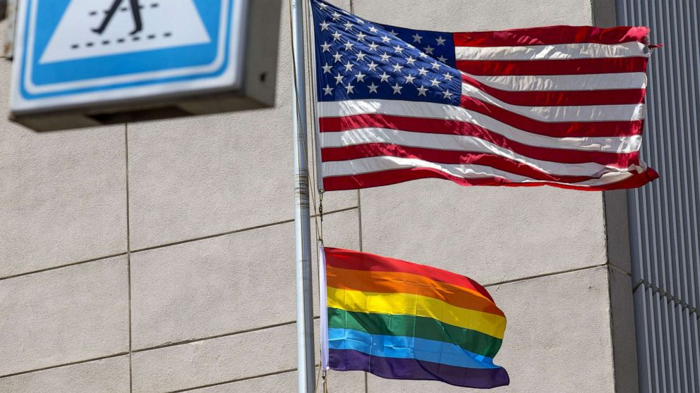 State Dept denies embassies' requests to fly rainbow pride flag on official flagpoles thumbnail