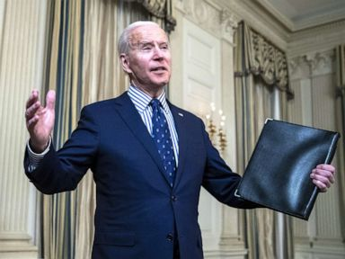Pidato utama pertama Biden untuk menetapkan 1 dua belas bulan sejak penutupan COVID, tantangan ke depan thumbnail