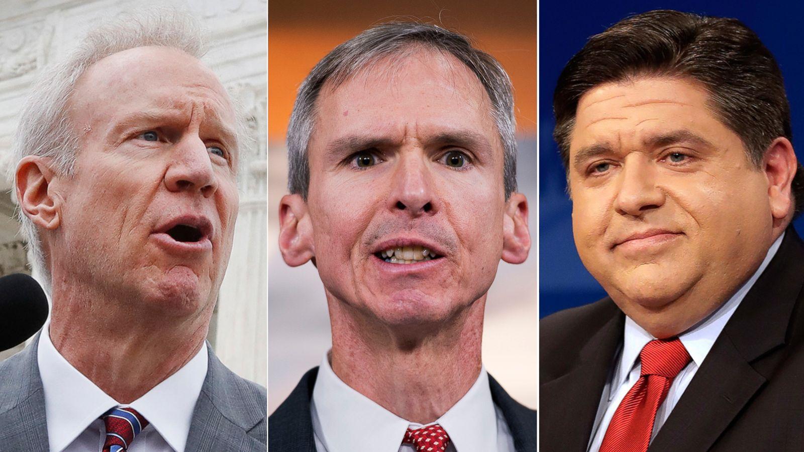 Incumbents, money triumph in several contentious Illinois primaries ...