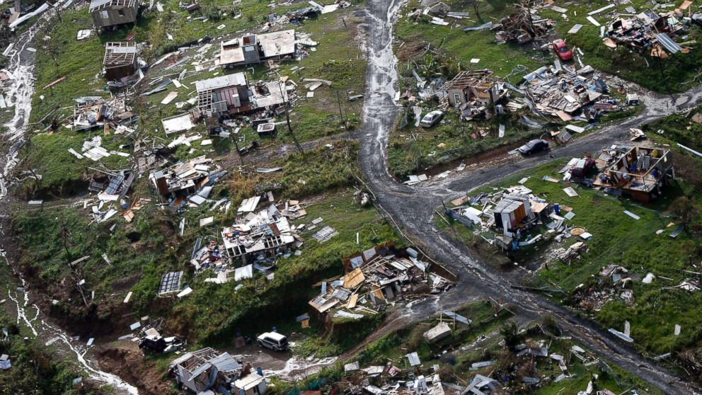 The Note: Has Trump had his 'heckuva job' moment with Puerto Rico?
