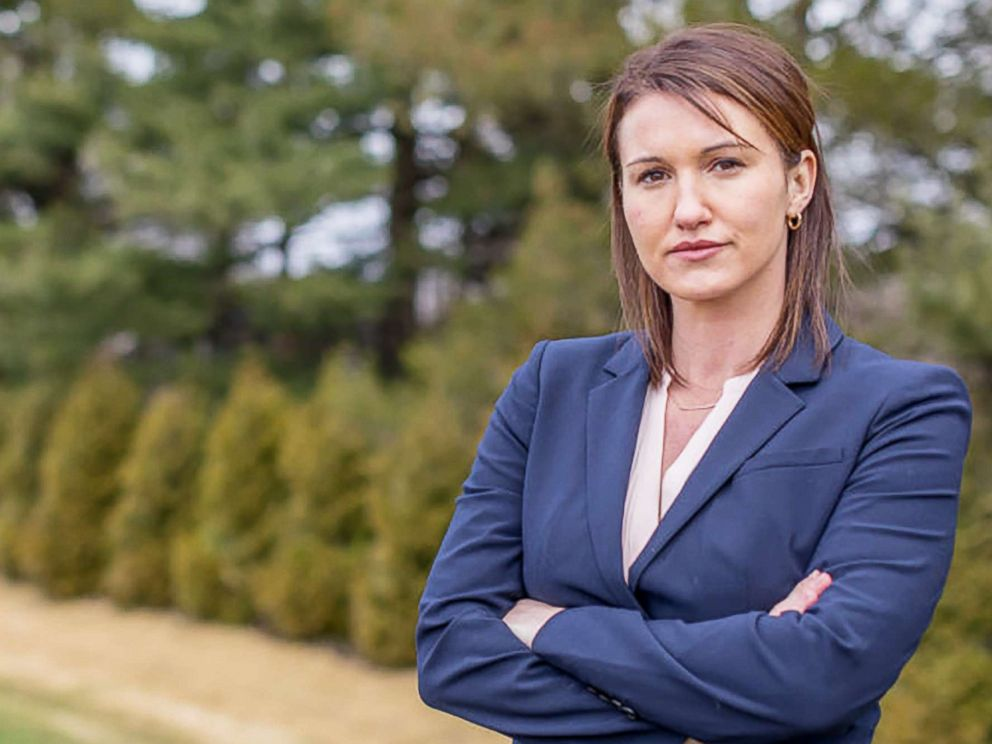 PHOTO: Rachel Reddick is a Democrat running for Congress in Pennsylvanias 1st Congressional District.