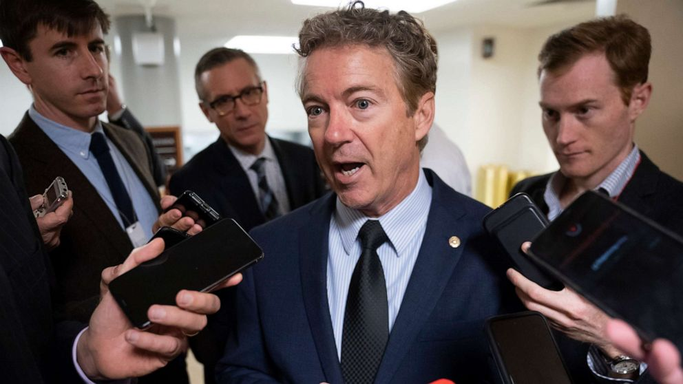 Rand Paul blocks resolution protecting whistleblowers thumbnail