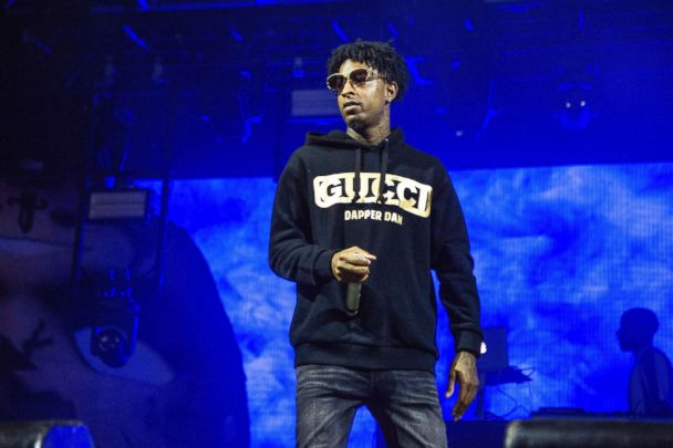 21 Savage describes fears of deportation, says he was 'definitely