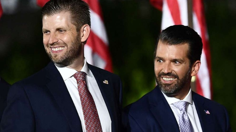 eric-trump-donald-trump-jr-amplified-claims-of-election-fraud-analysis-shows