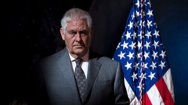 State Dept. dismisses talk of IQs as a joke, says Tillerson's is 'high'