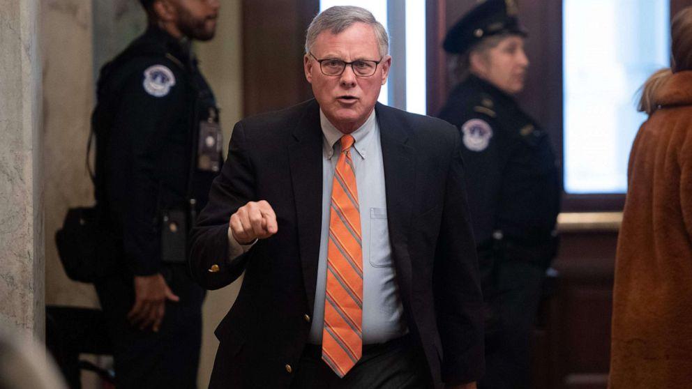 Investor verklagt senator über stock sales vor der Pandemie