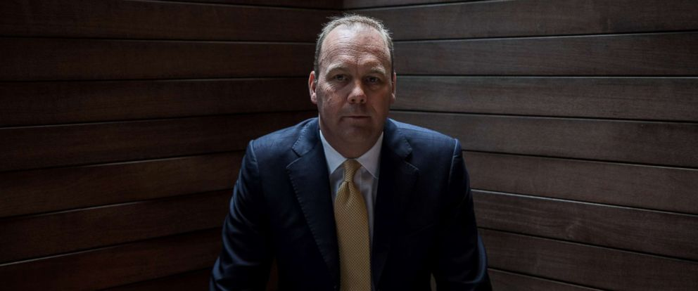 PHOTO: Rick Gates, a protege and junior partner of Paul Manafort, Donald Trumps former campaign manager, in New York, April 24, 2017.