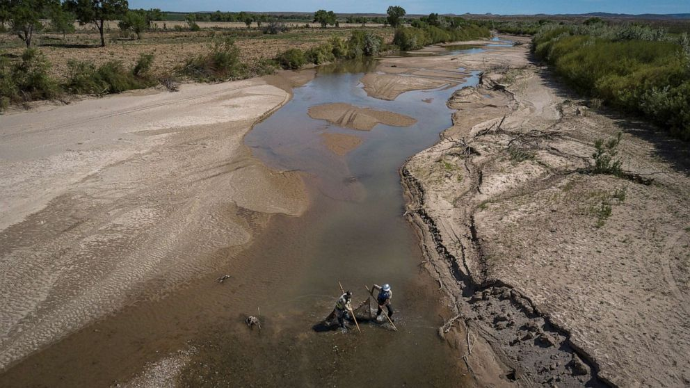 Trump administration removes federal protections from streams, wetlands