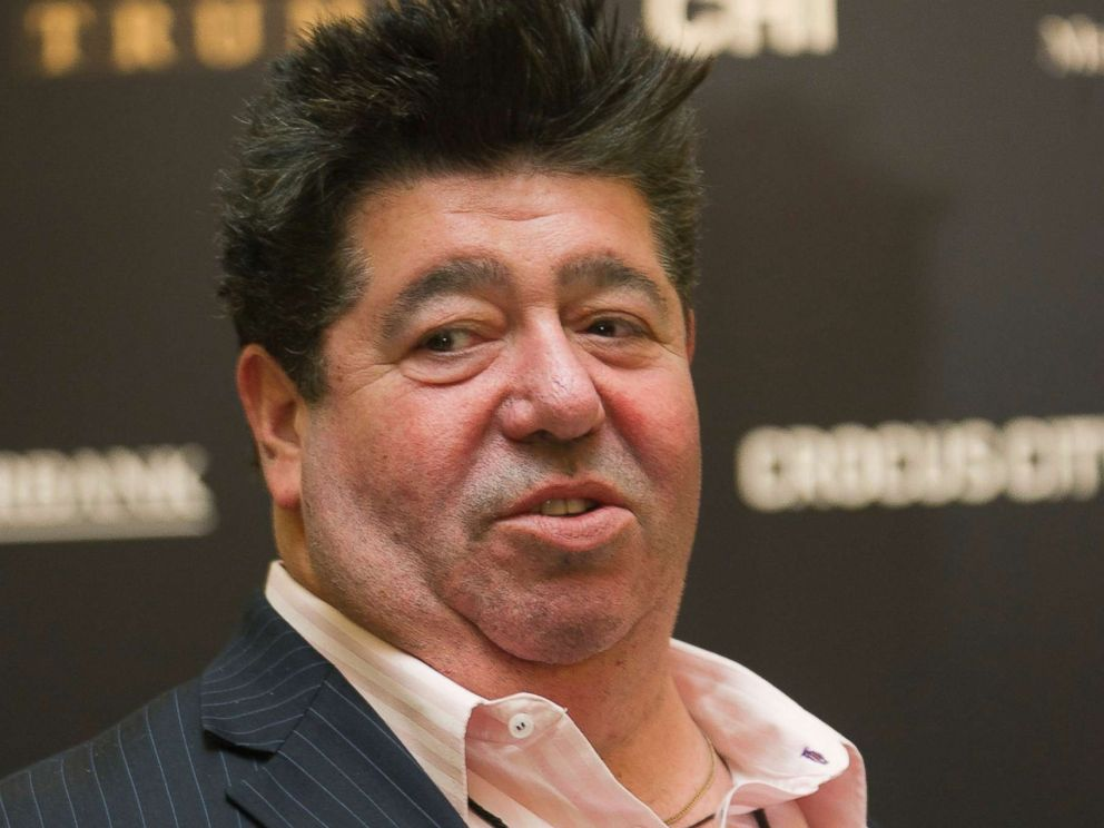 PHOTO: Publicist Rob Goldstone attends the preliminary competition of the 2013 Miss Universe pageant in Moscow, Russia, Nov. 5, 2013.