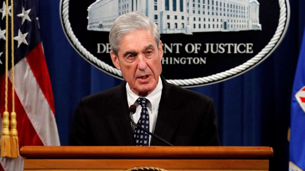 Congress prepares for 'reticent' witness Robert Mueller thumbnail