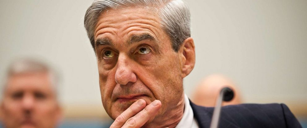 PHOTO: Then-FBI Director Robert Mueller listens as he testifies on Capitol Hill in Washington, June 13, 2012.