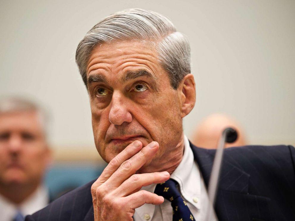 PHOTO: Then-FBI Director Robert Mueller listens as he testifies on Capitol Hill in Washington, June 13, 2012.