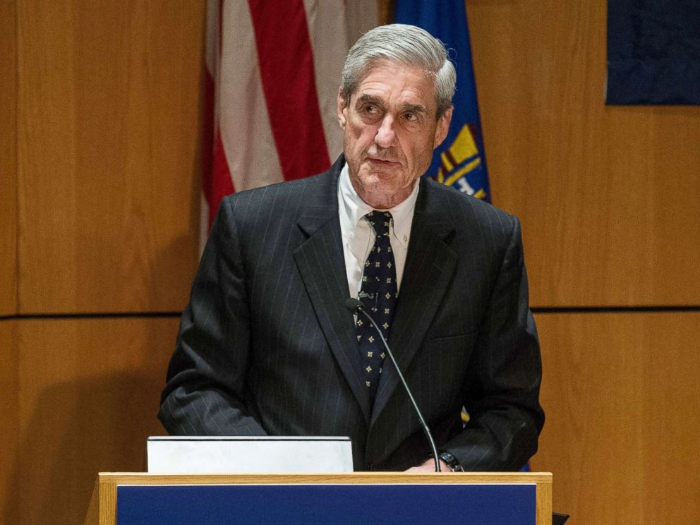 PHOTO: Robert S. Mueller, Director of the Federal Bureau of Investigation (FBI), speaks on Aug.8, 2013, in New York City.