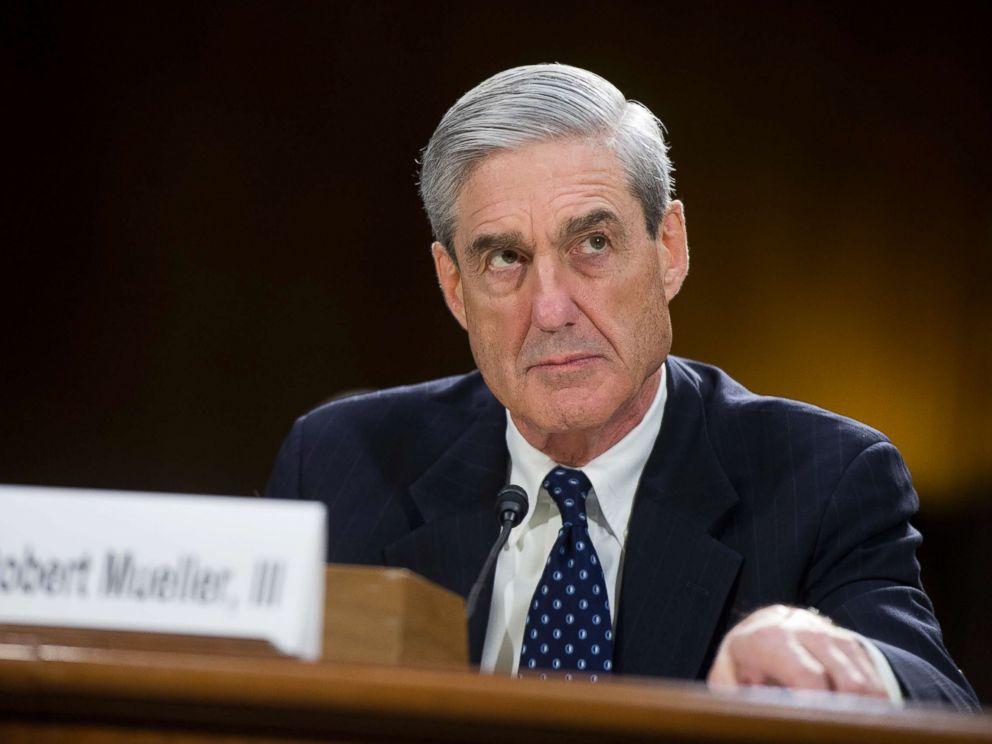 PHOTO: FBI Director Robert Mueller testifies before a hearing of the Senate Judiciary Committee in Washington, DC, on June 19, 2013.