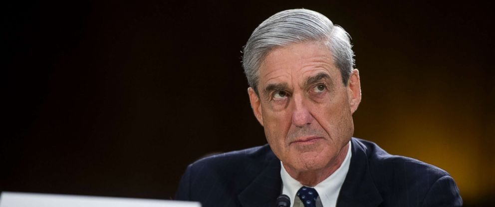 The Note: Robert Mueller presents new political peril for President