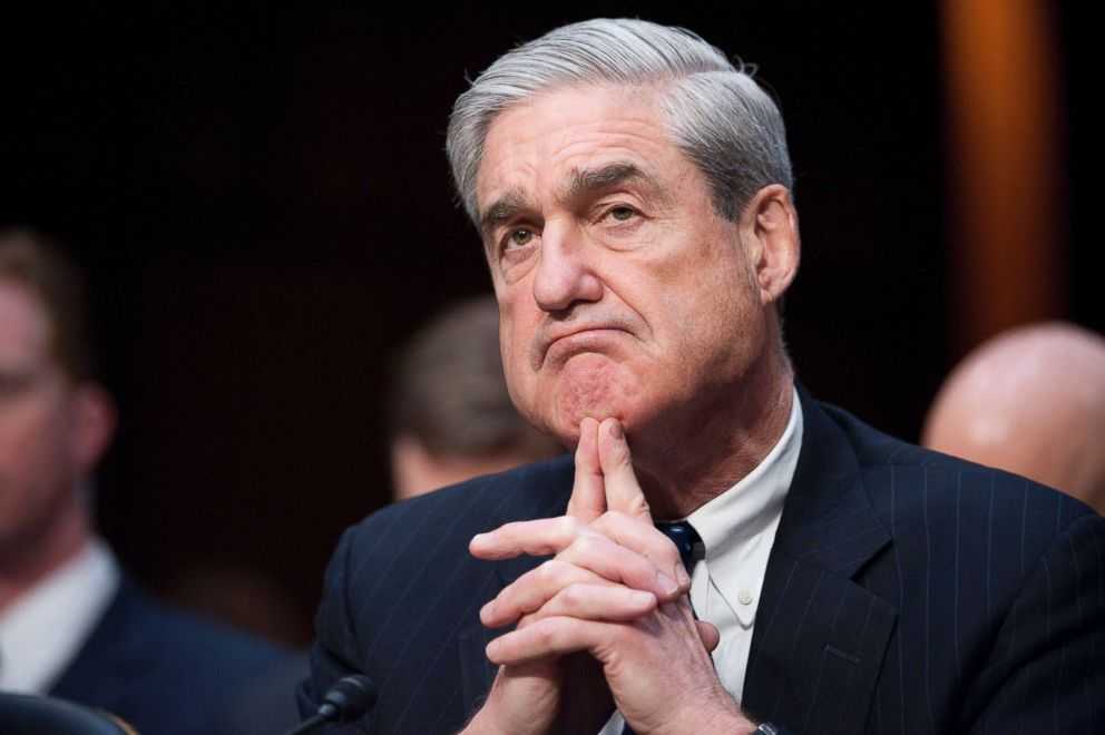 FBI Director Robert Mueller testifies during the Senate (Select) Intelligence Committee hearing, Jan. 31, 2012.