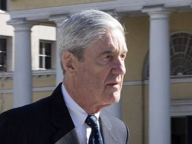 PHOTO: Special Counsel Robert Mueller leaves after attending church on March 24, 2019 in Washington, D.C.