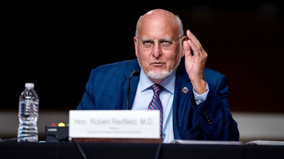 Former CDC director calls on Redfield to reveal Trump administration missteps in pandemic response
