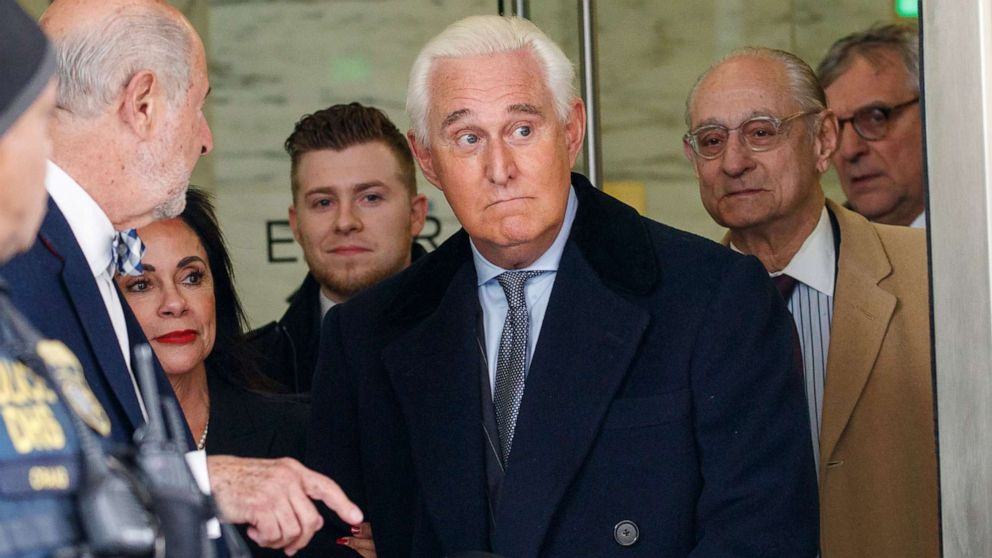 Roger Stone: `The truth still matters`