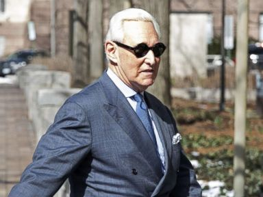 Former Trump adviser Roger Stone seeks dismissal of Mueller charges, access to report