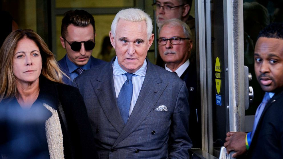 Roger Stone drama enters its final act Thursday at sentencing thumbnail