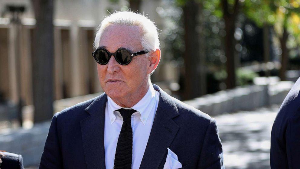 Ποινική δίκη για την πολύχρονη Ατού έμπιστος Ρότζερ Στόουν αναμένεται να ξεκινήσει αυτή την εβδομάδα