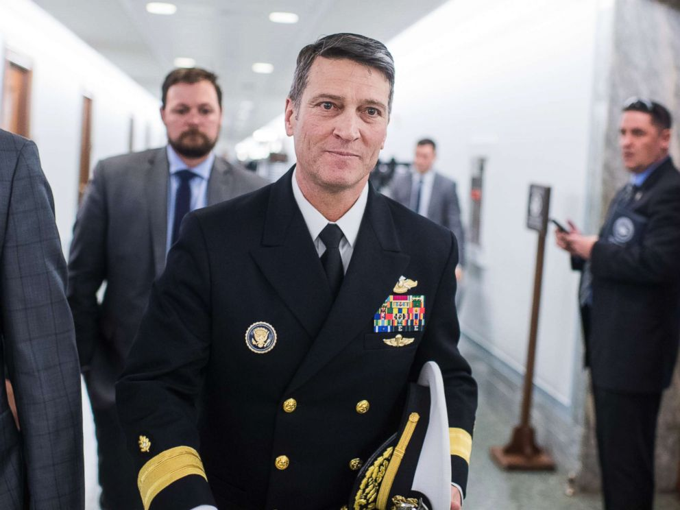 Pence's doctor quits over controversy surrounding Ronny Jackson