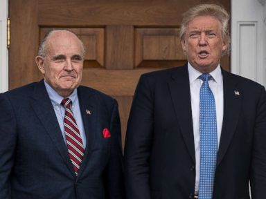 Mueller aims to end portion of probe related to Trump by Sept. 1: Giuliani