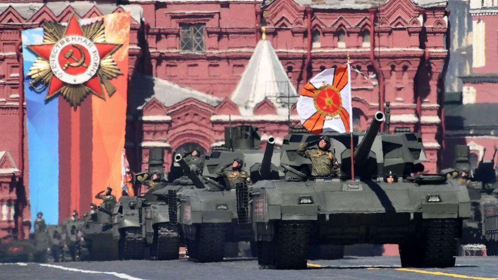 Trump 'würde gerne' zu akzeptieren Putin einladen, um Russland Militär-parade