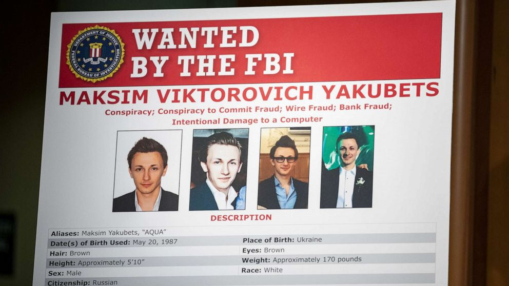 Russian nationals indicted by DOJ in alleged massive hacking